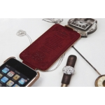 SGP Leather Pouch Vintage Edition for Apple iPod Touch 2G/3G [Brown]